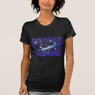 Starry Space Sky & Asteroid Tee Shirt
