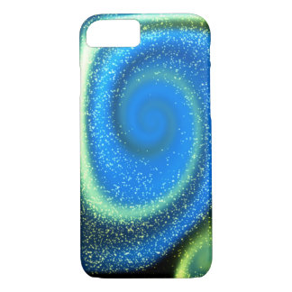 Starry  Space Twirl iPhone 8/7 Case