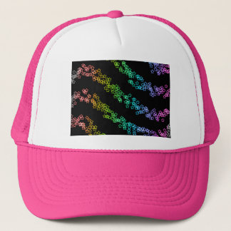 Starry Star Starfield Simulation Colourful Sky Trucker Hat