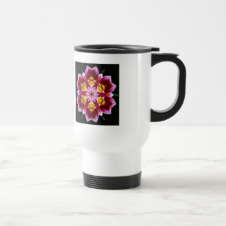 Starry, Starry Night Mandala Travel Mug