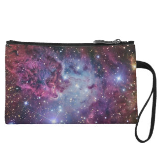 Starry Starry Night Out Wristlet Clutch