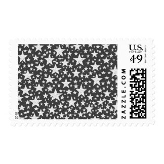 Starry Starry Night Postage Stamps