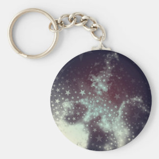 Starry Starry Sky Key Chain