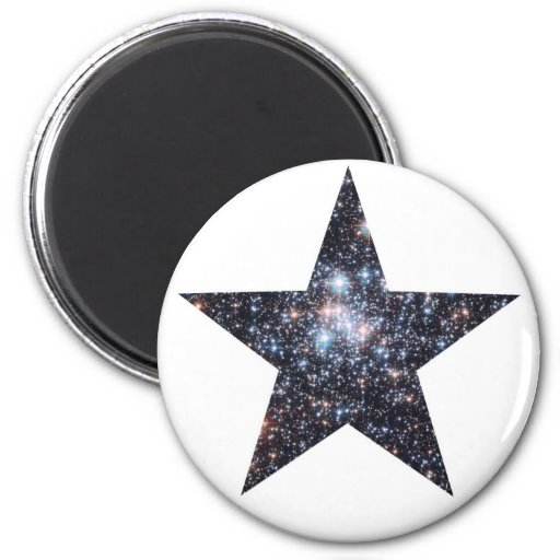 Starry Stars Fridge Magnets
