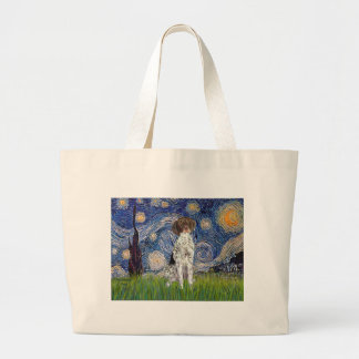 Starry State - German Short Haired Pointer Canvas Bags