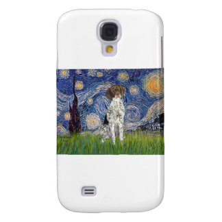 Starry State - German Short Haired Pointer Samsung Galaxy S4 Covers