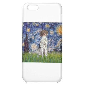 Starry State - German Short Haired Pointer iPhone 5C Cases
