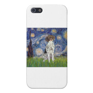 Starry State - German Short Haired Pointer Cover For iPhone 5
