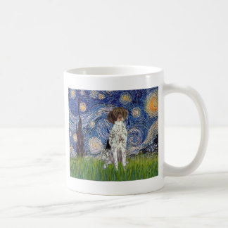 Starry State - German Short Haired Pointer Coffee Mugs