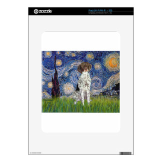 Starry State - German Short Haired Pointer iPad Skins