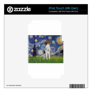 Starry State - German Short Haired Pointer Skins For iPod Touch 4G