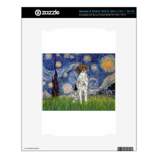 Starry State - German Short Haired Pointer NOOK Decal