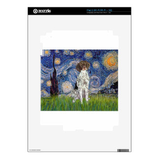 Starry State - German Short Haired Pointer Decals For iPad 2