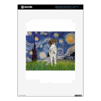 Starry State - German Short Haired Pointer iPad 3 Decals