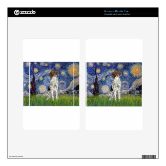 Starry State - German Short Haired Pointer Skins For Kindle Fire