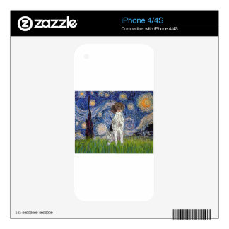 Starry State - German Short Haired Pointer Decals For iPhone 4S