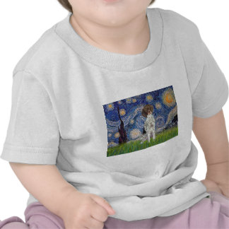 Starry State - German Short Haired Pointer Tshirts