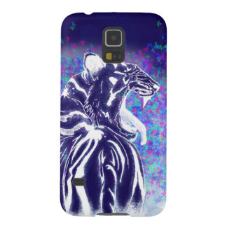 Starry Tiger Tongue Case For Galaxy S5