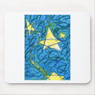 Starry Vibrato Mouse Pad