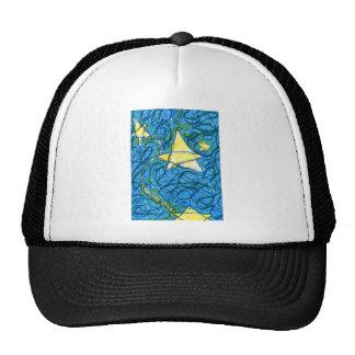 Starry Vibrato Trucker Hat