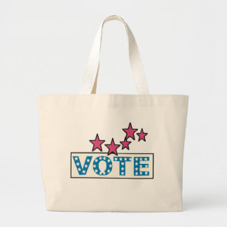 Starry Vote Bag