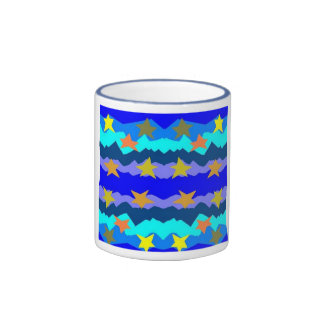 Starry Waves Mug