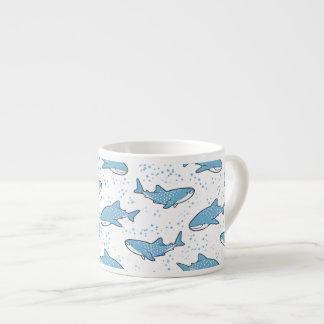 Starry Whale Shark (Light) Espresso Cup