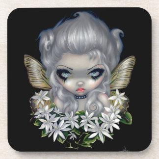 """""""Starry Wild Jasmine Fairy"""" Coaster"""