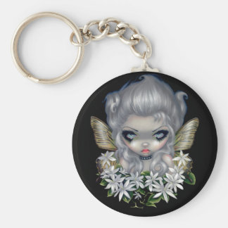 """Starry Wild Jasmine Fairy"" Keychain"