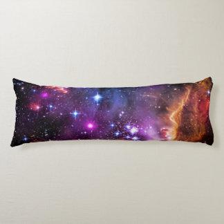 Starry Wingtip of Small Magellanic Cloud Body Pillow