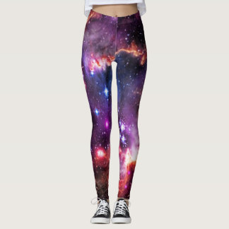 Starry Wingtip of Small Magellanic Cloud Leggings
