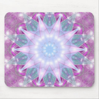 Starry Winter Mouse Pad