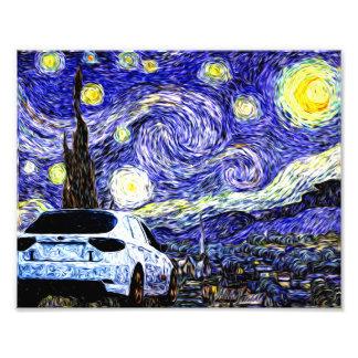 Starry Wrx Photo