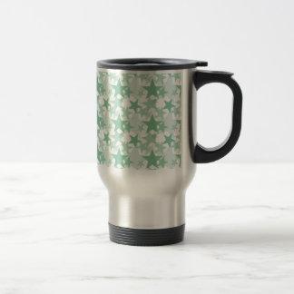 Stars 3 Hemlock Coffee Mugs