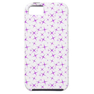 stars 4 Purple iPhone 5 Cases