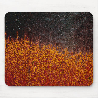 Stars Above, Fire Below - Mousepad