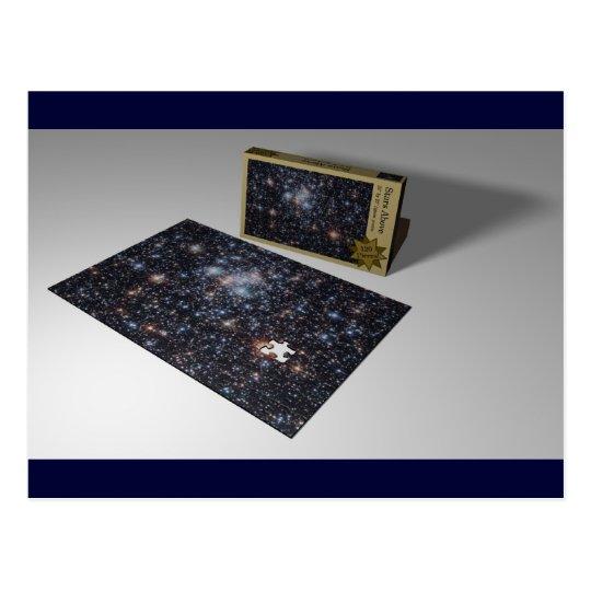 Stars Above Postcard