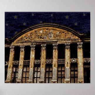 Stars Above ~ Poster / Print