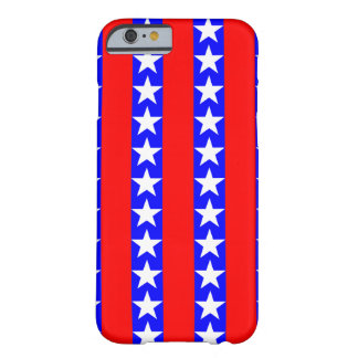 Stars and Bars Barely There iPhone 6 Case