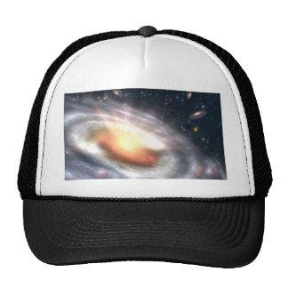 Stars and Black Holes Mesh Hats