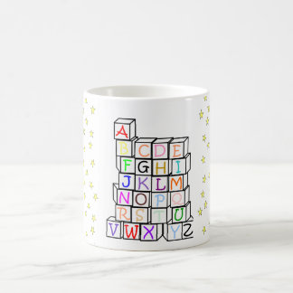 Stars and Blocks ! Coffee Mug