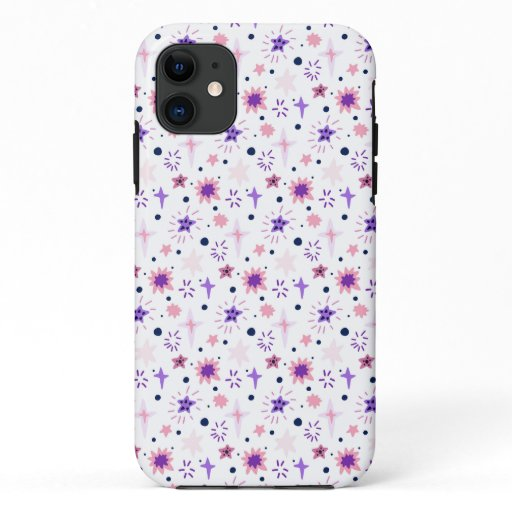 Stars and constellations iPhone 11 case