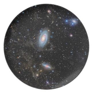STARS AND GALAXIES ~.jpg Melamine Plate