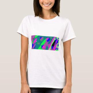 stars and hearts rainbow T-Shirt
