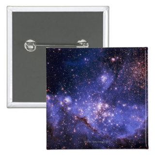 Stars and Milky Way Button