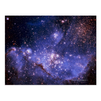 Stars and Milky Way Postcard