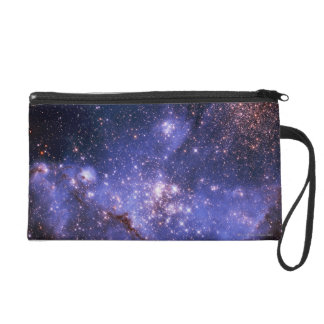 Stars and Milky Way Wristlet