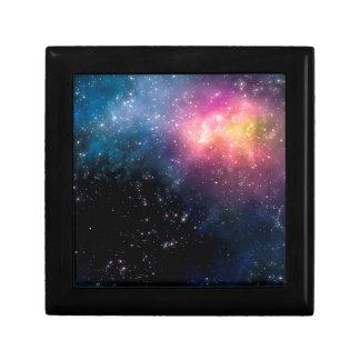 Stars and Nebulas Gift Box