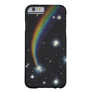 Stars and rainbow barely there iPhone 6 case