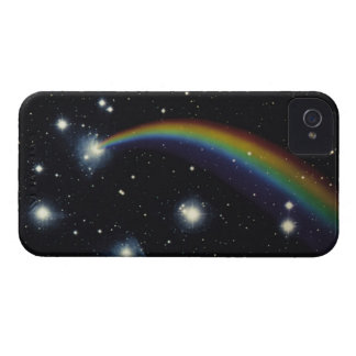 Stars and rainbow Case-Mate iPhone 4 case